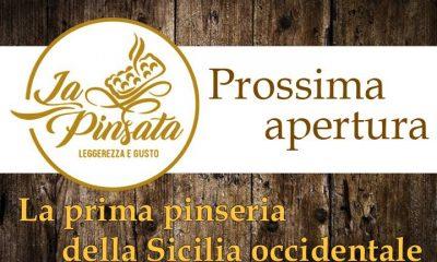"""""""La Pinsata"""", a Castelvetrano apre la prima pinseria della Sicilia occidentale"""