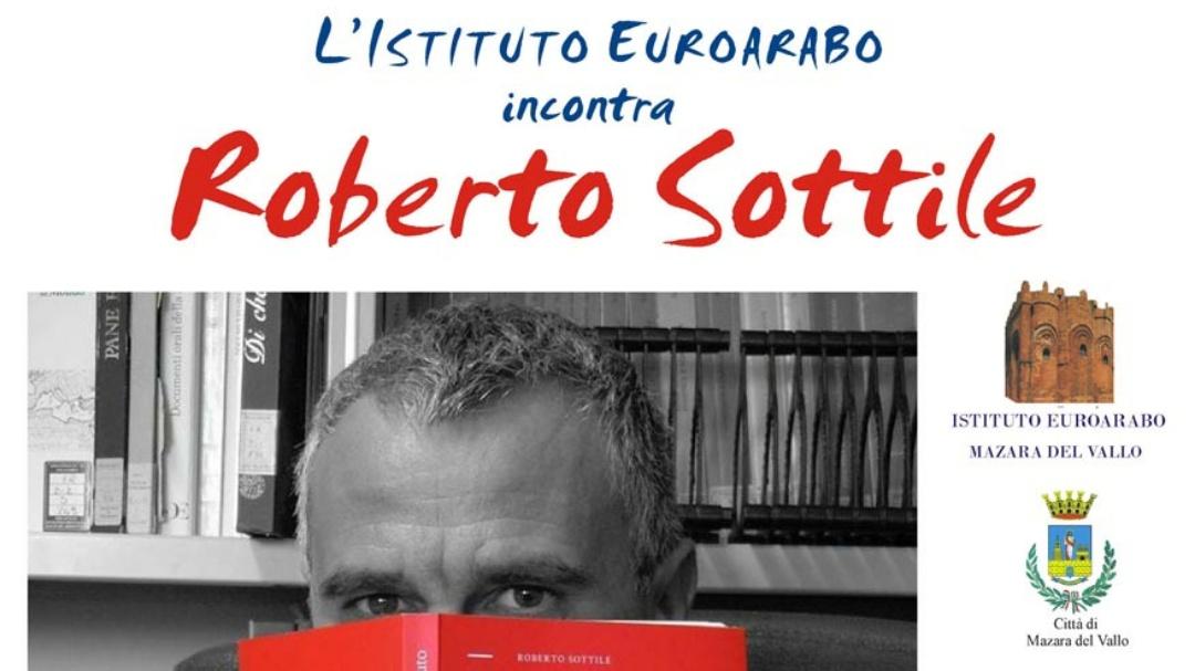 Mazara del Vallo, sabato la presentazione dei libri di Roberto Sottile. Interverrà Giacomo Bonagiuso 1