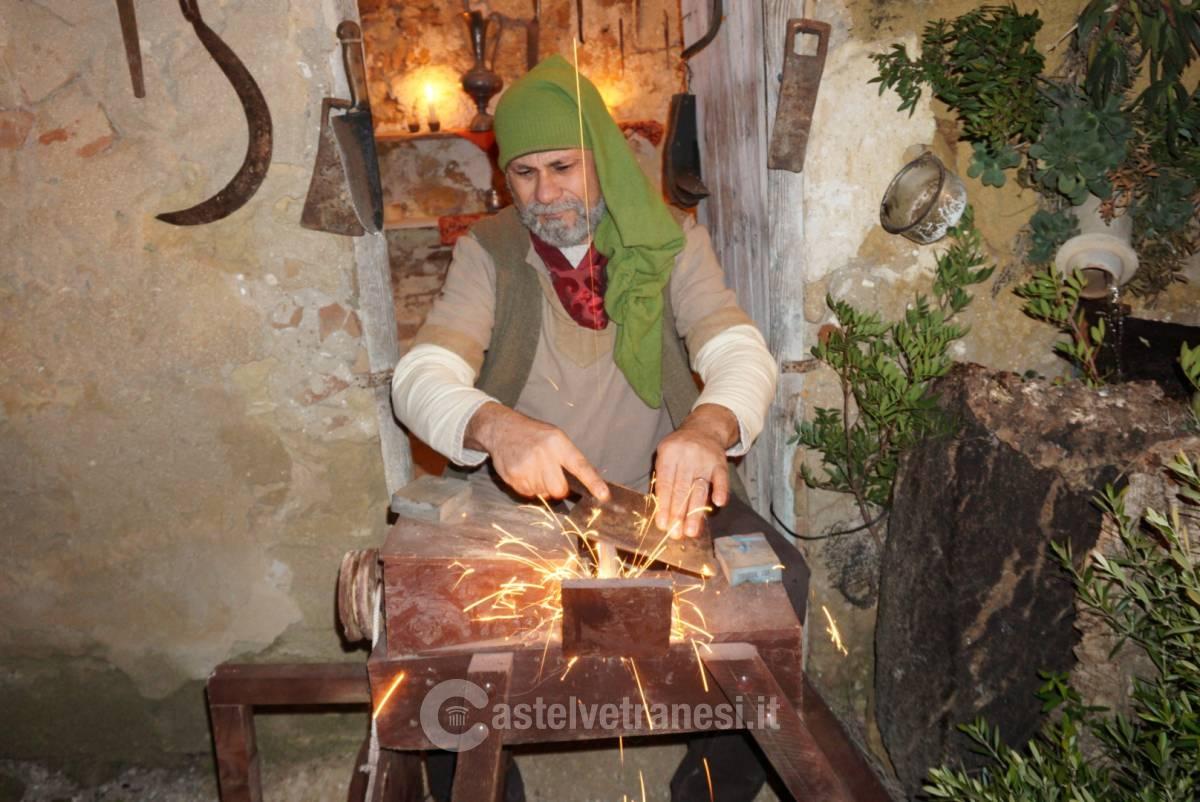 Continua la magia del presepe vivente a palazzo Quidera 3