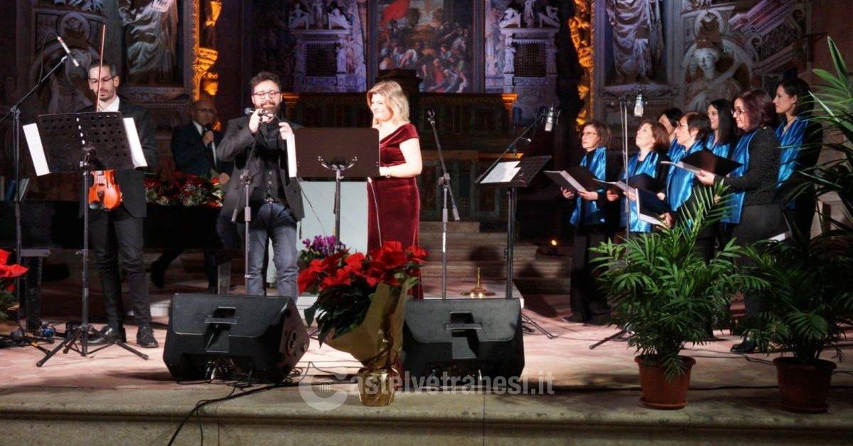 Suggestivo Concerto di Natale nella Chiesa di San Domenico a Castelvetrano 7