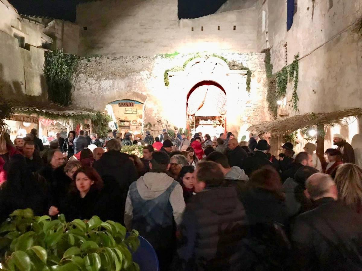 Castelvetrano Natale 2018 Natale a Castelvetrano Presepe Vivente di Palazzo Quidera