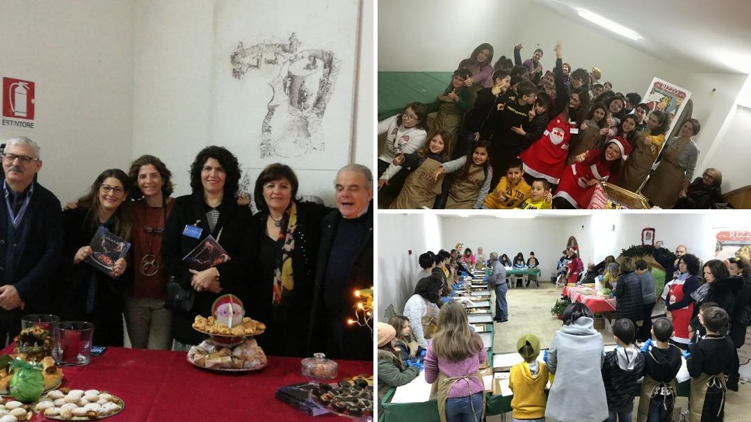 Continuano con successo le iniziative natalizie organizzate dal Comitato Orgoglio Castelvetranese