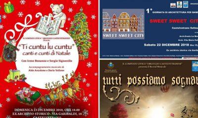 Musical, Sweet sweet city e cuntui di natale si chiude in bellezza il programma di Orgoglio Castelvetranese 3