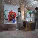 """""""Dipingiamo il Natale"""" a cura dell'associazione culturale Virgo A 2"""