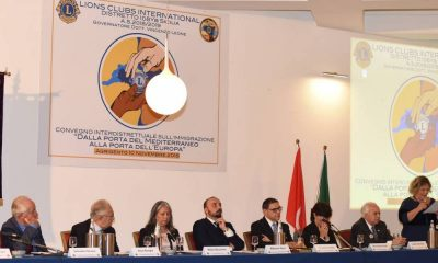 Antonio Colaci Lions Club di Castelvetrano