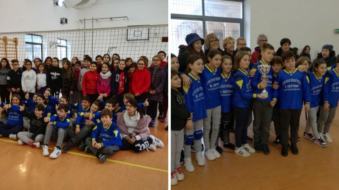 """Successo per il Torneo di palla rilanciata, promosso dall'I.C. """"L. Radice Pappalardo"""" di Castelvetrano 5"""