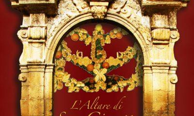 Altare di San Giuseppe a Palazzo Quidera