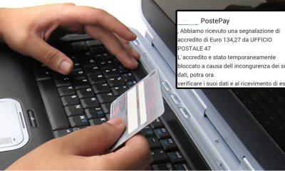 """Truffe online, falsi accrediti sulla """"Postepay"""" 2"""