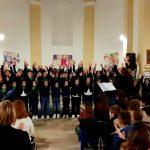 Il coro DoReMì portano la magia e l'emozione della musica nel cuore del centro storico di Palermo 6