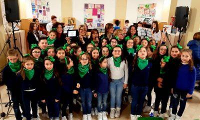 Il coro DoReMì portano la magia e l'emozione della musica nel cuore del centro storico di Palermo 3
