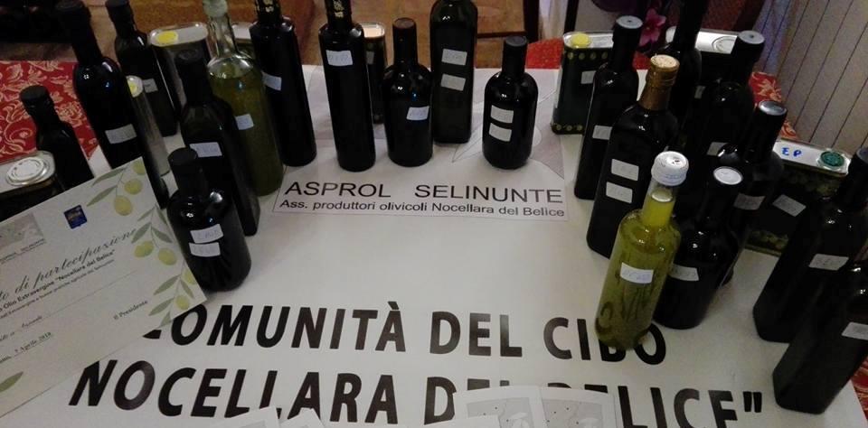 """Asprol Selinunte concorso """"L'olio delle contrade"""""""