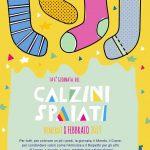 """Castelvetrano, la """"Giornata dei Calzini spaiati 2019"""" 1"""