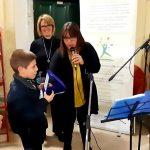 Il coro DoReMì portano la magia e l'emozione della musica nel cuore del centro storico di Palermo 4