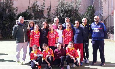 """Emozioni e successi per la squadra femminile di calcio a 5 dell'I.C. """"L. Radice Pappalardo"""""""