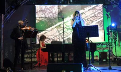 Castelvetrano, grande successo di pubblico per il Concerto di Primavera della cantautrice Francesca Impallari