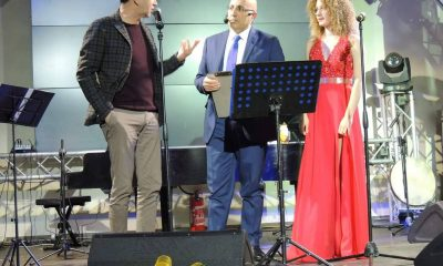 Castelvetrano, grande successo di pubblico per il Concerto di Primavera della cantautrice Francesca Impallari 2