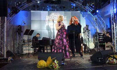 Castelvetrano, grande successo di pubblico per il Concerto di Primavera della cantautrice Francesca Impallari 4