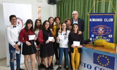 """I.C. """"Capuana-Pardo"""": premiazioni per il concorso """" Vorrei che la mia città fosse..."""""""