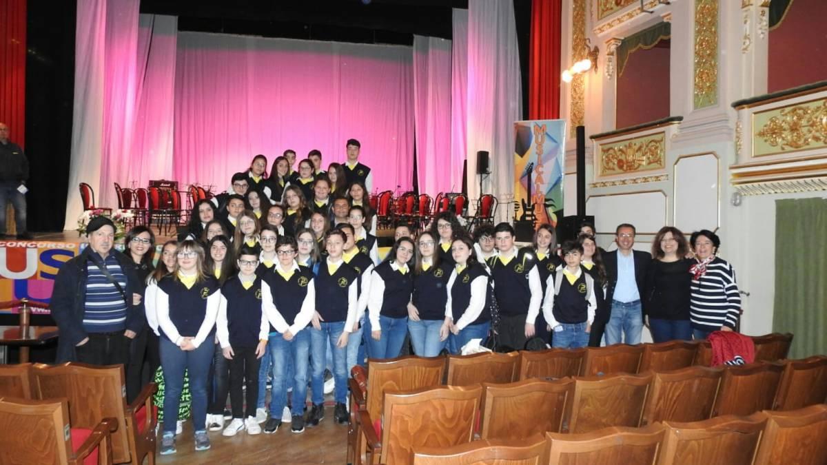 """L'orchestra """"Vito Pappalardo"""" ottiene il secondo posto al concorso internazionale MusicalMuseo di Caltanissetta"""
