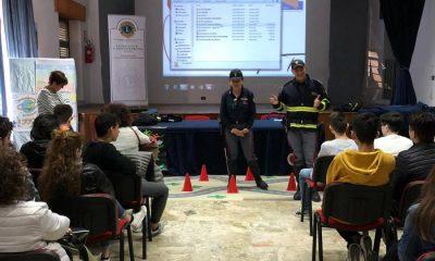 """All'I.C. """"L. Radice Pappalardo"""" di Castelvetrano un importante progetto di Educazione stradale"""