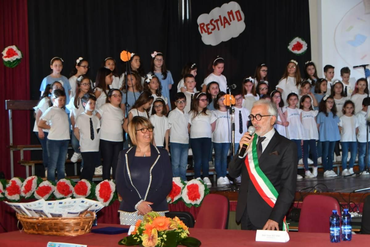 Terza giornata della legalitá alla Ruggero Settimo di Castelvetrano
