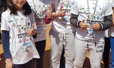 Piccoli campioni della Ruggero Settimo al Foro Italico Di Roma 2