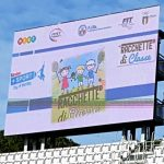 Piccoli campioni della Ruggero Settimo al Foro Italico Di Roma 1