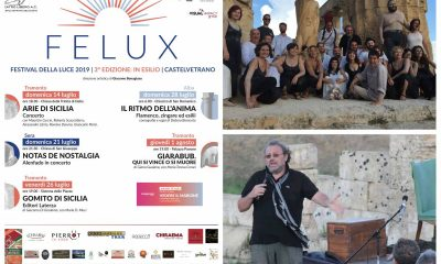 Dal 14 luglio al 1 agosto il Festival della Luce, diretto da Giacomo Bonagiuso 1