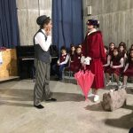 "In memoria di Mirea. Gli studenti dell'I.C. ""L. Radice Pappalardo"" portano in scena Mary Poppins 8"