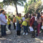 """Gli alunni dell'I.C. """"L. Radice - Pappalardo"""" protagonisti della manifestazione """"VIVILVERDE"""" 1"""