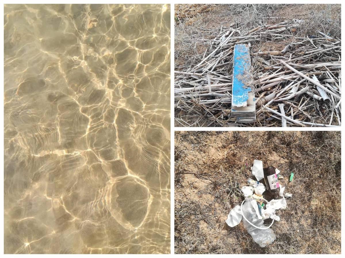 """Progetto Triscina: """"Il mare è meraviglioso ma la spiaggia richiede interventi di bonifica"""