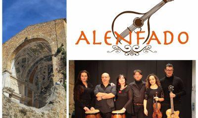 Domenica 21 luglio il Festival della Luce ospita il Concerto degli Alenfado, con danza