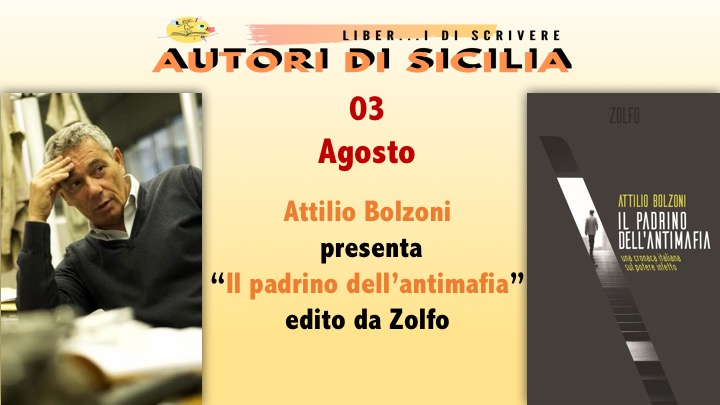 """Salemi: quarto appuntamento per """"Liber...i di scrivere. Autori di Sicilia"""""""