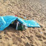 Degrado Rifiuti Spiaggia Triscina 3