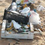 Degrado Rifiuti Spiaggia Triscina 1