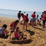 CRI DI Castelvetrano, inizia il Campo Estivo dedicato ai bambini dell'AIAS di Castelvetrano 1