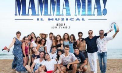 """IL MUSICAL """"MAMMA MIA"""" IN SCENA AL BAGLIO FLORIO DELLE CAVE DI CUSA IL 26, 27 E 28 LUGLIO — Campobello di Mazara 1"""