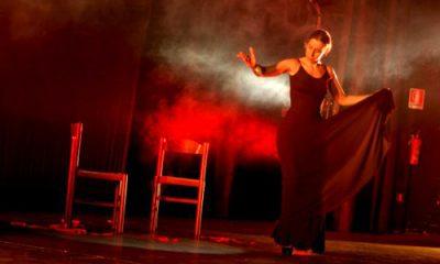 Domenica 28 il flamenco all'alba al Festival della Luce