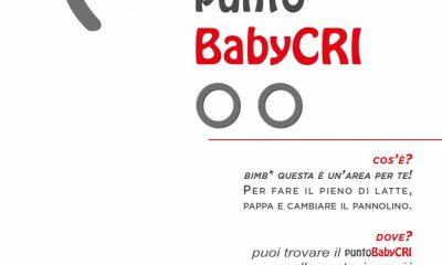 """Il Comitato CRI di Castelvetrano allestisce il """"PuntoBabyCRI"""""""