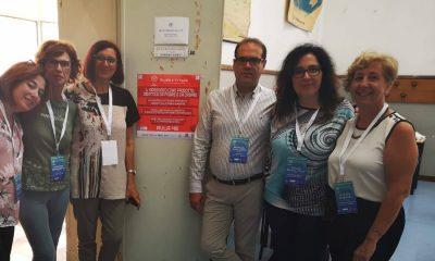 """Docenti dell' I.C. """"L. Radice Pappalardo"""" relatori al convegno nazionale """"scuola e virtuale 2019"""""""