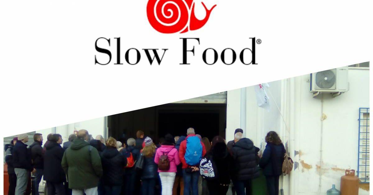 Slow Food ospita il 53° itinerario Treno storico del gusto 2019