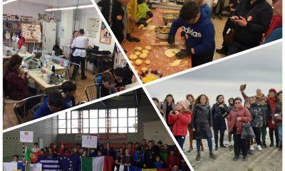 """""""INSIEME AL DI LA' DI OGNI DIVERSITÀ"""": si conclude la seconda mobilità Erasmus Plus per l'I.C. Radice - Pappalardo"""