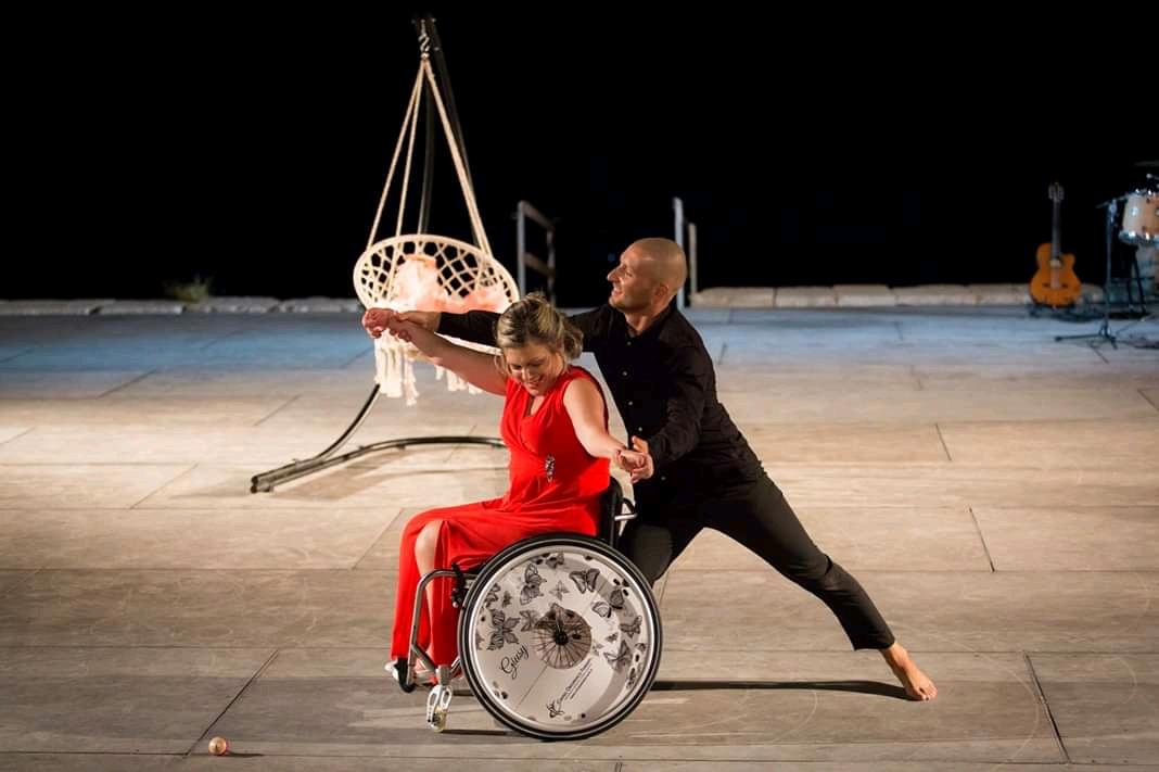 PINA VOLANTE, in scena al teatro Sollima di Marsala va in scena  di GIACOMO BONAGIUSO