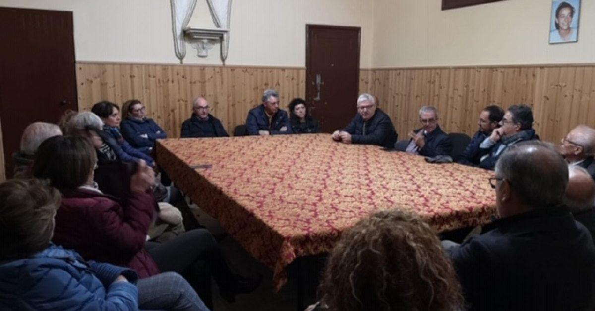 Orgoglio Castelvetranese incontra le associazioni a difesa dell'ospedale del Belìce