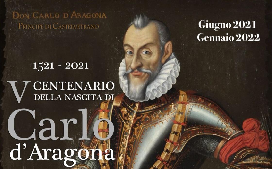 Inaugurazione mostra e inizio delle Celebrazioni in onore del V centenario della nascita di Carlo d'Aragona 1